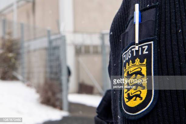 24 January 2019 BadenWuerttemberg Stuttgart On the day on which the verdict is expected in the trial against alleged members of the banned Turkish...
