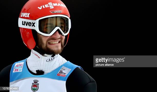 01 January 2019 Bavaria GarmischPartenkirchen Ski jumping Four Hills Tournament Big Hills Gentlemen Markus Eisenbichler ski jumper from Germany...