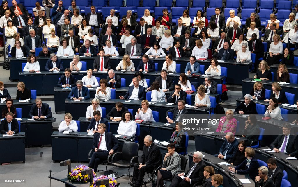 Celebration of 100 years of women's suffrage in the Bundestag : ニュース写真