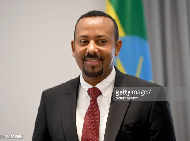January 2019, Ethiopia, Addis Abeba: Abiy Ahmed Ali, Prime Minister of the Democratic Federal Republic of Ethiopia. Photo: Britta Pedersen/dpa