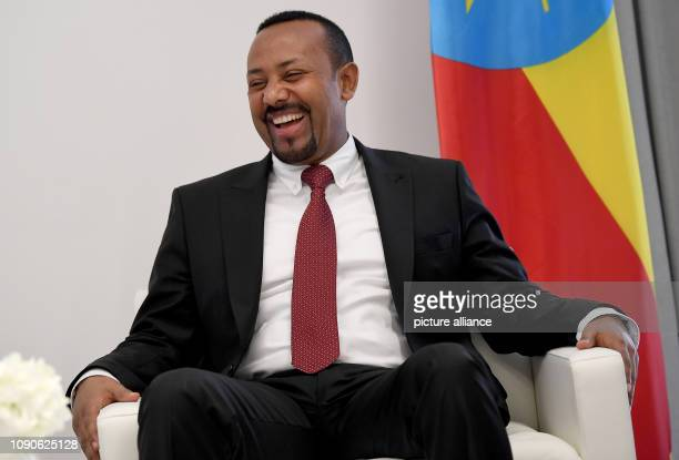 Abiy Ahmed Ali Prime Minister of the Democratic Federal Republic of Ethiopia Photo Britta Pedersen/dpa