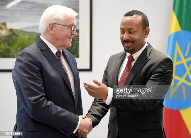 President FrankWalter Steinmeier meets Abiy Ahmed Ali Prime Minister of the Democratic Federal Republic of Ethiopia The Federal President visits...