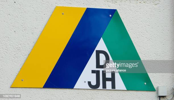 31 January 2019 MecklenburgWestern Pomerania Barth The 'DJH' logo hangs on the house wall of Barth Youth Hostel The youth hostel is to be closed at...