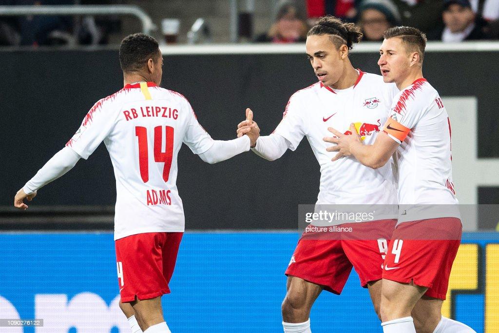 Fortuna Düsseldorf - RB Leipzig : News Photo