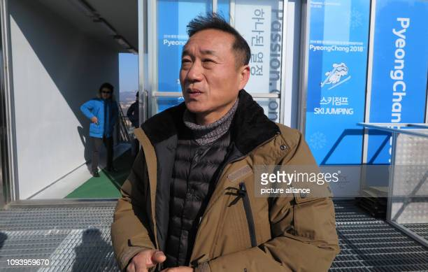 The team manager for the ski jump of the 2018 Olympic Winter Games in Pyeongchang Lee Yong Bae is on the Srpungsschnanze Gangwon wants to recall the...