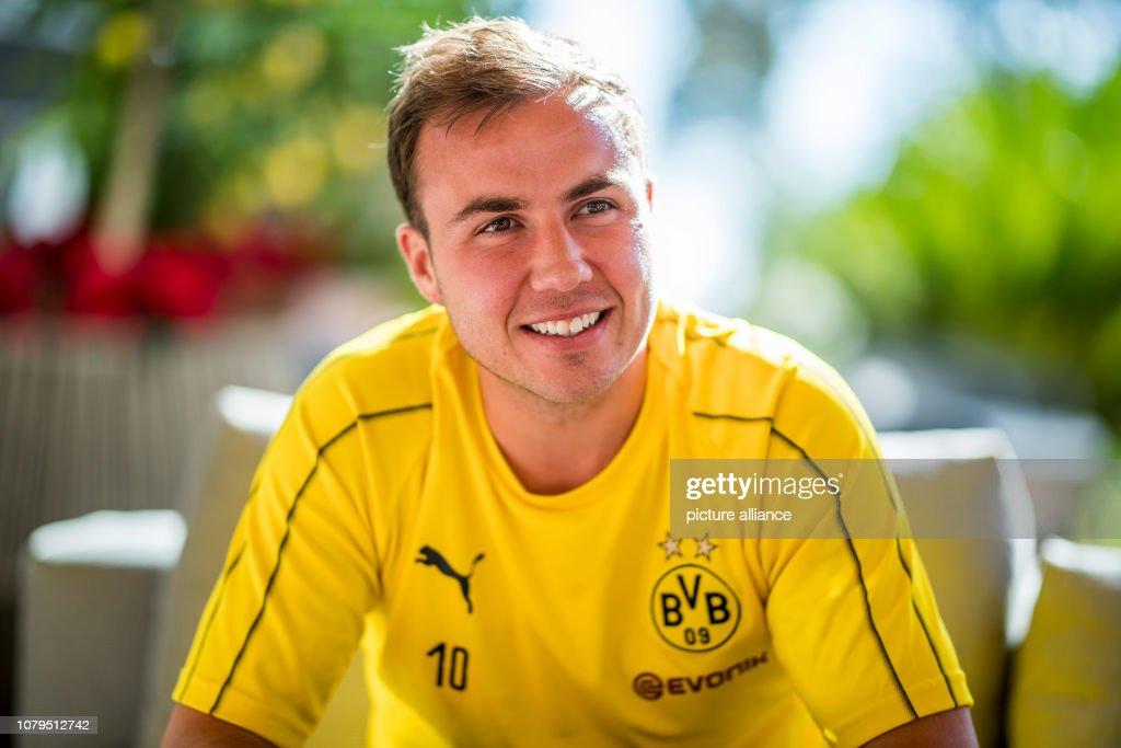 Training Camp Borussia Dortmund : News Photo