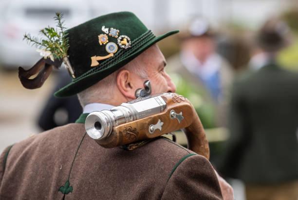 DEU: Winter Patriot Meeting Of The Royal Loyalists In Bavaria