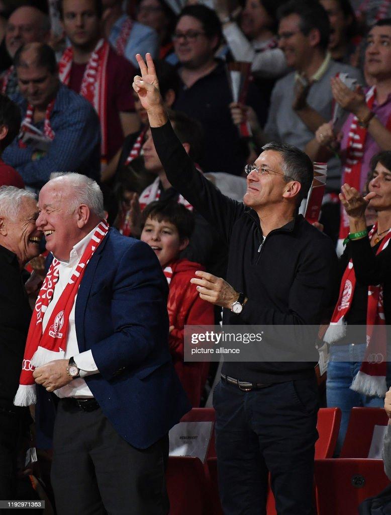 FC Bayern Munich - ZSKA Moscow : News Photo