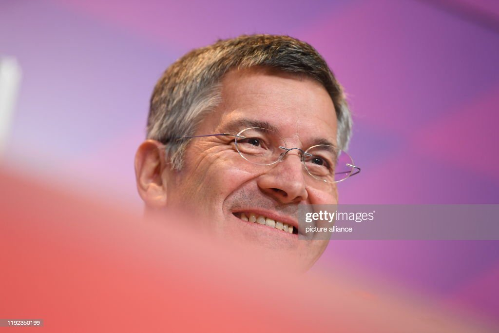FC Bayern Club President Herbert Hainer : News Photo