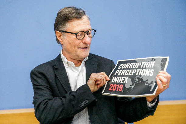 DEU: Presentation Corruption Perceptions Index 2019
