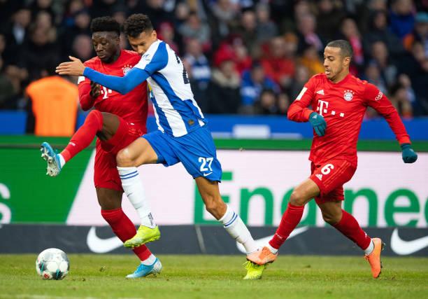 DEU: Bundesliga Hertha BSC - FC Bayern Munich