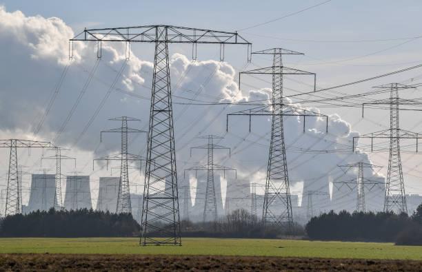 DEU: Jaenschwalde Lignite-Fired Power Plant
