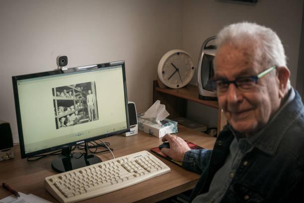 ISR: Holocaust Survivor Naftali Fuerst