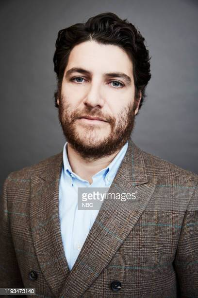 EVENTS January 2020 Press Tour Portrait Studio Pictured Adam Pally Indebted
