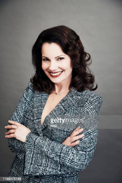 "January 2020 Press Tour Portrait Studio -- Pictured: Fran Drescher, ""Indebted"" --"