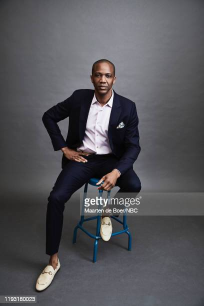 EVENTS January 2020 Press Tour Portrait Studio Pictured J August Richards Council of Dads