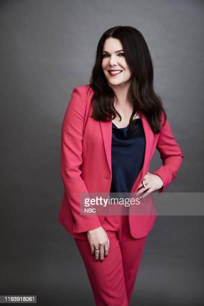 EVENTS January 2020 Press Tour Portrait Studio Pictured Lauren Graham Zoeys Extraordinary Playlist