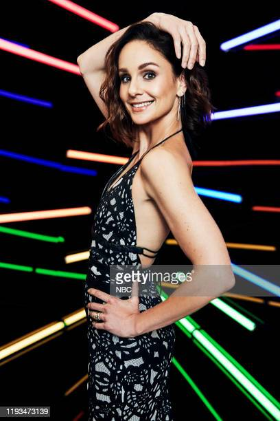 EVENTS January 2020 Press Tour Portrait Studio Pictured Sarah Wayne Callies Council of Dads