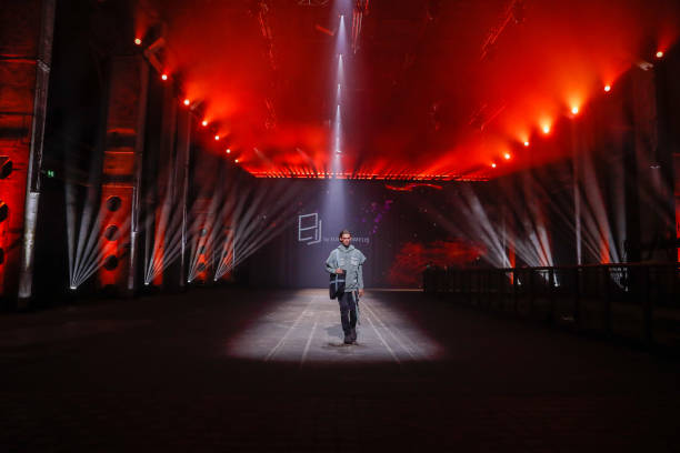 DEU: Berlin Fashion Week 2021