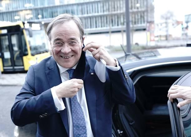 DEU: New CDU Federal Chairman Armin Laschet