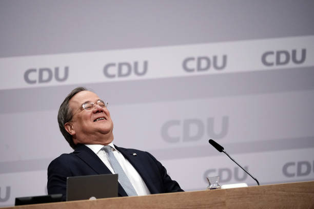 DEU: Digital CDU Federal Party Conference