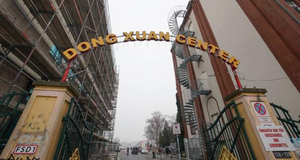 DEU: Dong Xuan Center In Berlin
