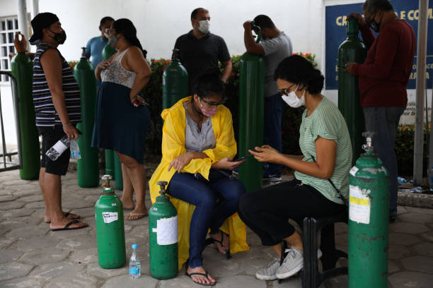 BRA: Coronavirus - Brazil