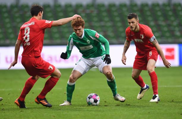 DEU: Bundesliga Werder Bremen - FC Augsburg