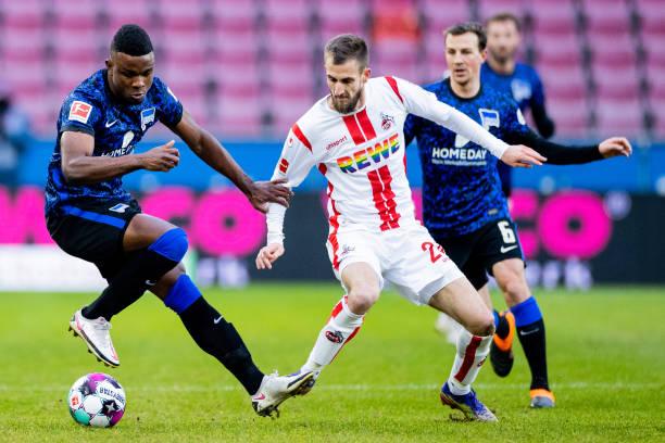 DEU: Bundesliga 1. FC Cologne - Hertha BSC