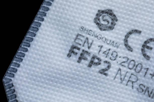 DEU: Coronavirus - FFP2 Masks