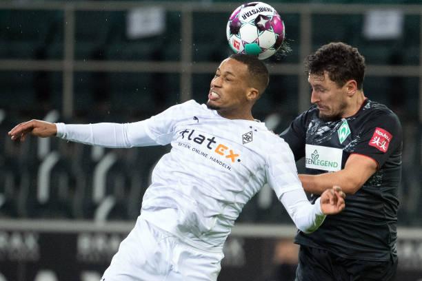 DEU: Bundesliga Borussia Moenchengladbach - Werder Bremen