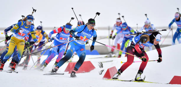 DEU: Biathlon World Cup In Oberhofen