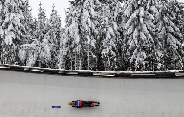 DEU: Luge World Cup Oberhof