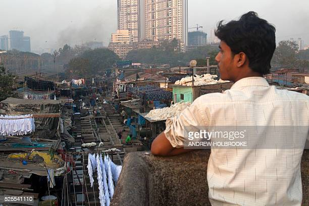 January 23 2012 Dhobi Ghat is a well known open air laundromat in Mumbai The washers locally known as Dhobis work in the open to wash the clothes...