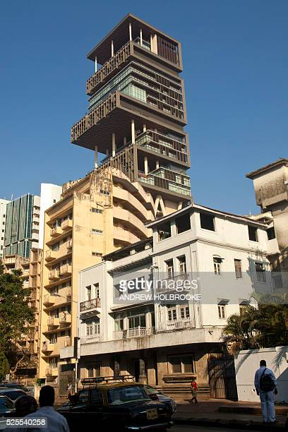 January 23 2012 India's richest man Mukesh Ambani has built the world's first billiondollar home a 27story monolithic structure complete with three...