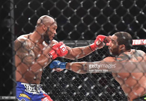 Bellator 148 Daley vs Uhrich Raphael Butler could not go the distance in his fight with Tony Johnson Johnson defeated Butler by TKO with just 30...