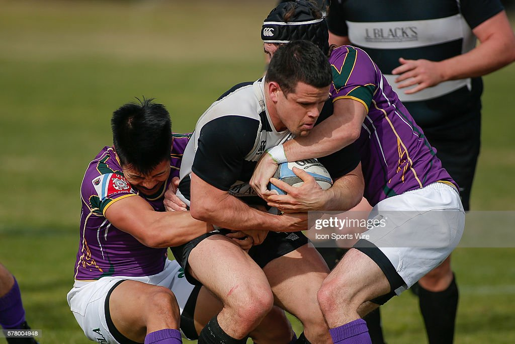 RUGBY: JAN 31 Austin Blacks at New Orleans Rugby : News Photo