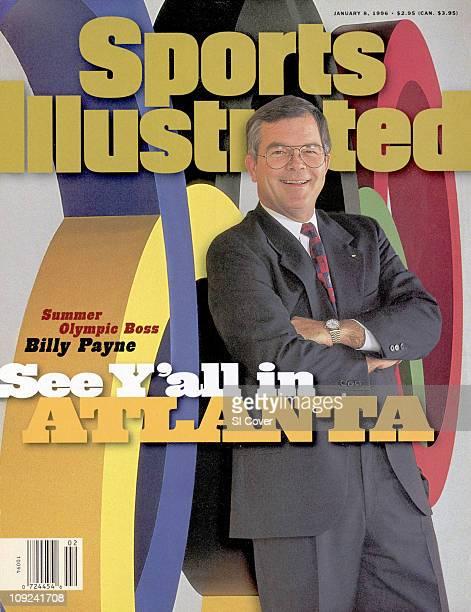 Olympics Portrait of Atlanta Committee for Olympic Games CEO Billy Payne during photo shootAtlanta GA CREDIT Heinz Kluetmeier