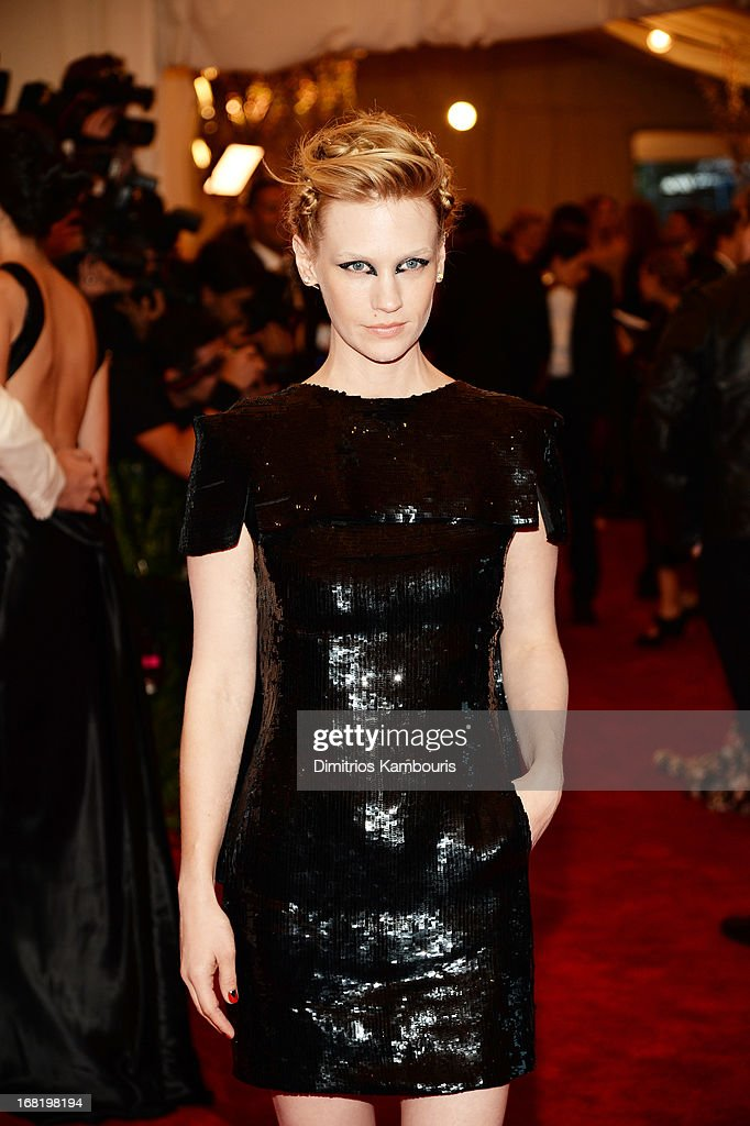 """PUNK: Chaos To Couture"" Costume Institute Gala : News Photo"