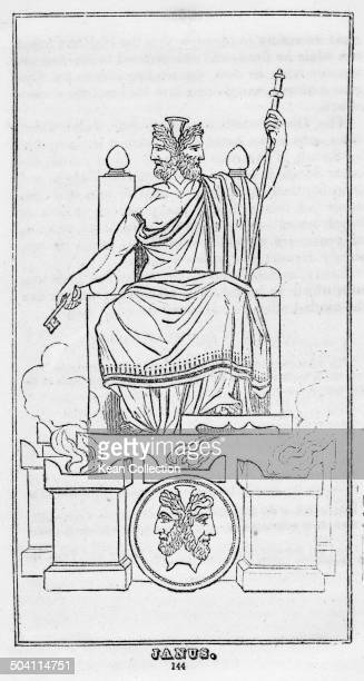 Janus the god of beginnings and transitions in ancient Roman religion and myth