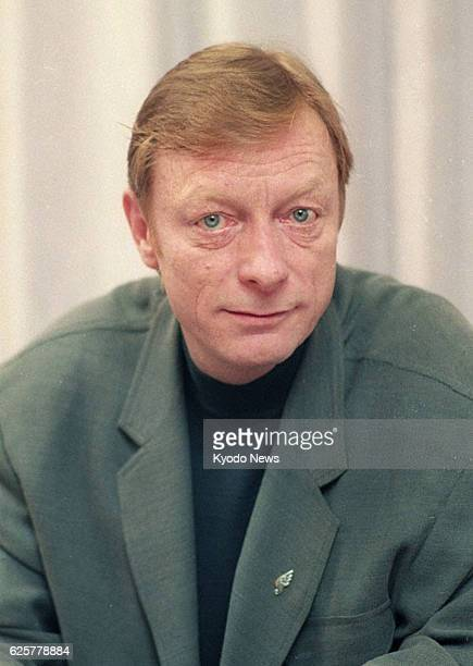 TOKYO Japan A 1994 file photo shows German actor Otto Sander who died at 72 on Sept 12 2013