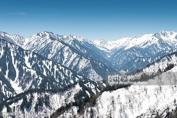Japan Alps