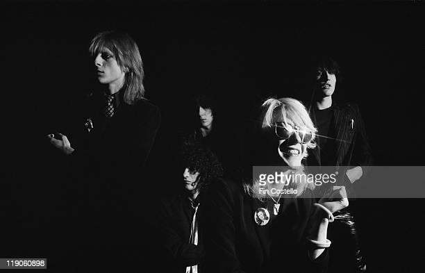 Japan drummer Steve Jansen guitarist Rob Dean synthesizer player Richard Barbieri singer David Sylvian and bassist Mick Karn British New Wave band...