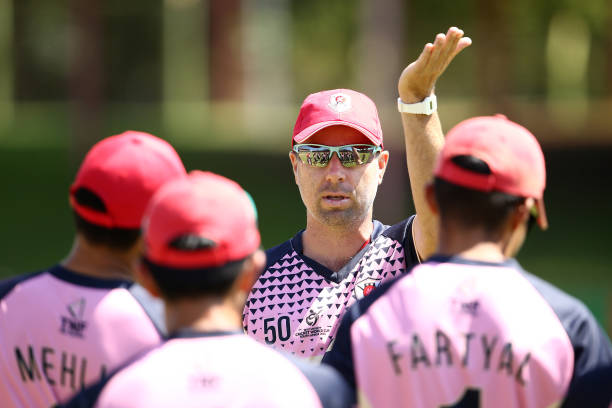 ZAF: Japan Nets Session - ICC U19 Cricket World Cup 2020