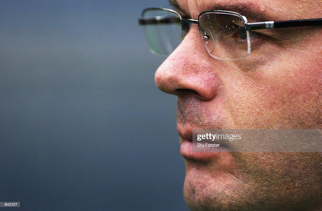 Japan coach Philippe Troussier : ニュース写真