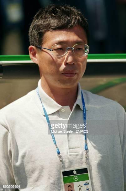 Japan coach Takeshi Okada