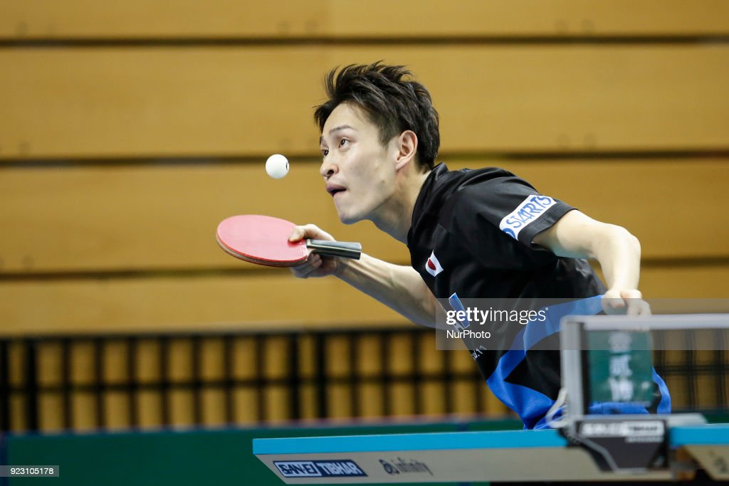 London hosts Table Tennis World Cup