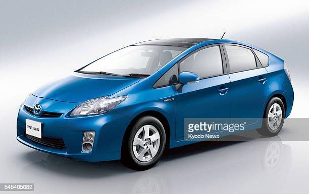 TOKYO Japan File photo shows Toyota Motor Corp's Prius hybrid which according to reports on Feb 1 lost top spot in Japan's passenger car market in...