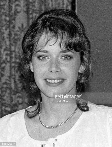 TOKYO Japan File photo taken in Tokyo in January 1977 shows Dutch actress Sylvia Kristel The 'Emmanuelle' heroine has died aged 60 her agent said Oct...