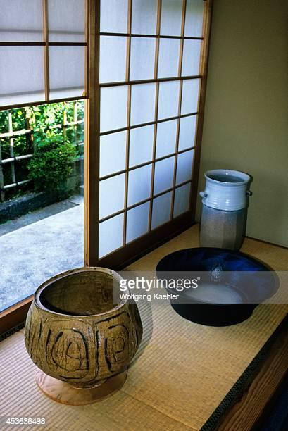 Japan Hagi Pottery Factory Traditional Hagi Pottery